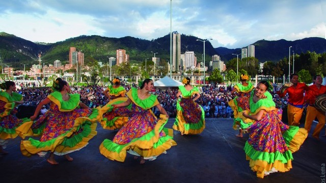 Danza Courtesy of Secretary Office of Culture, Leisure and Sport, City of Bogotá