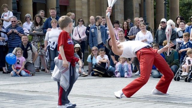 Edinburgh Festival Fringe.  Courtesy of Marketing Edinburgh