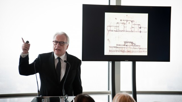 Martin Roth, Director, Victoria and Albert Museum (V&A)