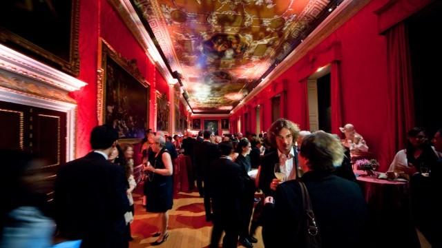 Gala dinner at Kensington Palace