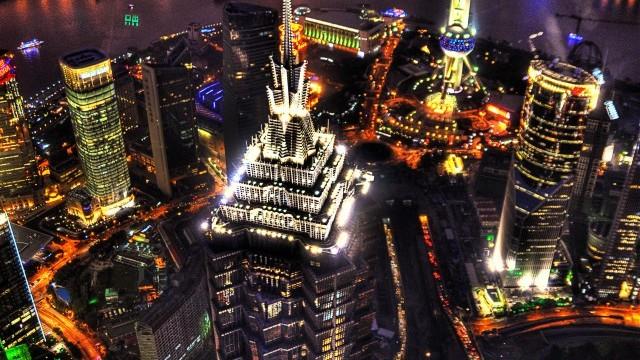 Shanghai Pudong Photo © Benjamin Sprenger,Courtesy of Shanghai Thatre Academy