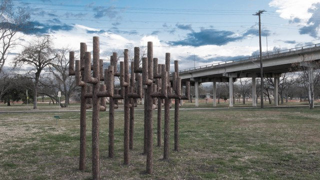 Binary Branch. Photo © Philip Rogers; courtesy of City of Austin