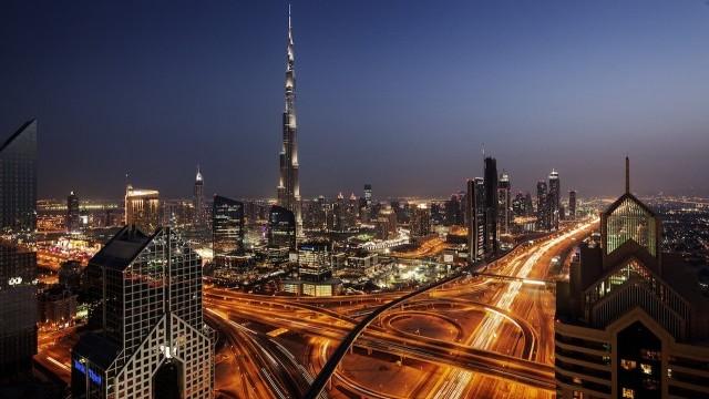 Burj Khalifa Courtesy of Dubai Arts and Culture Authority