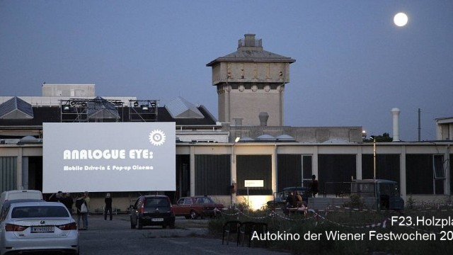 F23. Holplatz. Autokino der Wiener Festwochen 2015. Courtesy of City of Vienna.