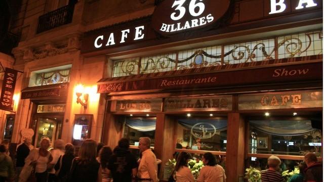 Bar Notable Photo © Ministerio de Cultura de la Ciudad de Buenos Aires