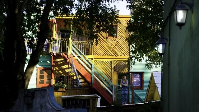 La Boca Photo ©Estudio Sissochouela; courtesy of City of Buenos Aires