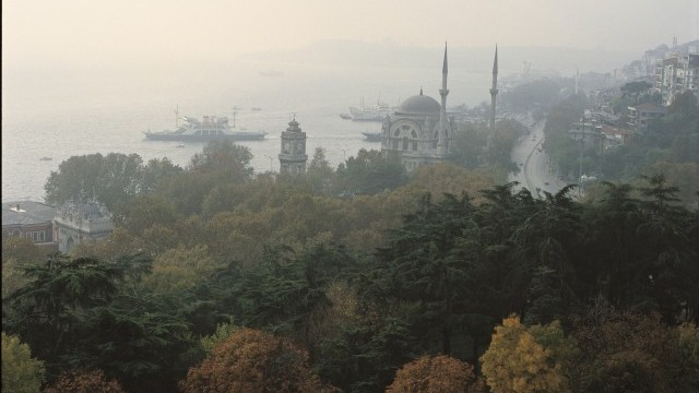 View of Bosporus Photo © by Osman Aziz Yesil, Courtesy of Istanbul Directorate of Culture and Tourism