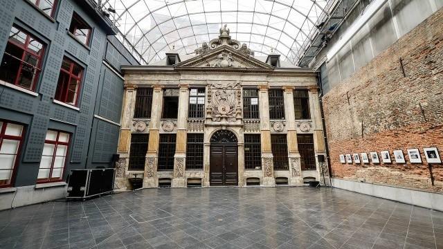 BOZAR, Brussels Photo © johan dehon; courtesy of www.visitbrussels.be