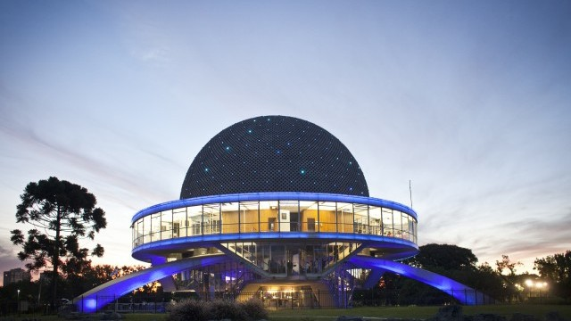 Planetarium Photo © Enrico Fantoni; courtesy of City of Buenos Aires