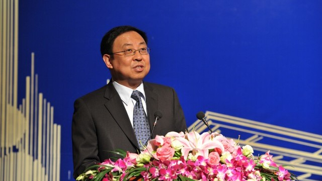 Ping Yu, Director of Culture and Technology Department, Ministry of Culture, P.R. China