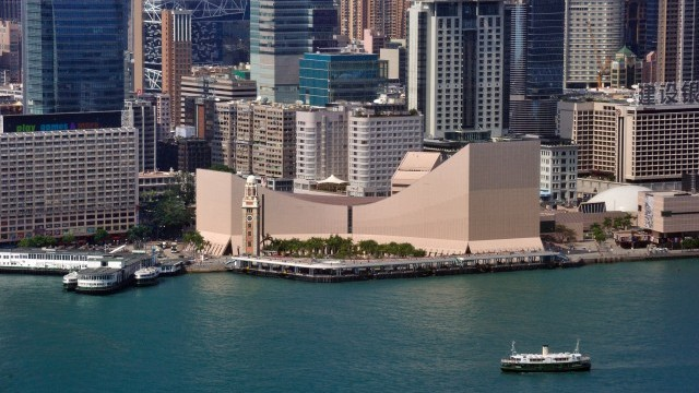 Hong Kong Cultural Centre Courtesy of Leisure and Cultural Services Department