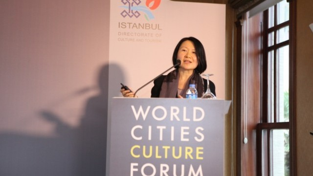 Elizabeth Tai, Deputy Secretary for Home Affairs (West Kowloon Cultural District), Government of the Hong Kong Special Administrative Region