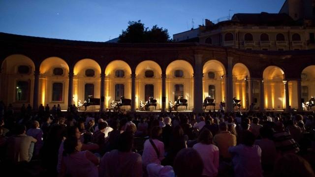 Inaugurazione Piano City Courtesy of Comune of Milan