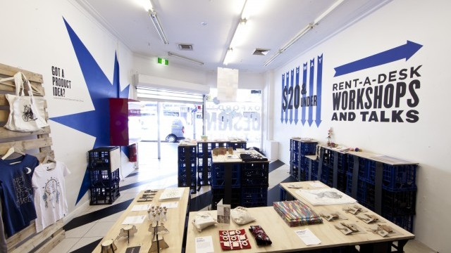 William Street Creative Hub. Courtesy of City of Sydney.