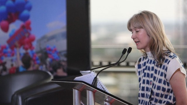Justine Simons, Head of Culture, Mayor of London's office