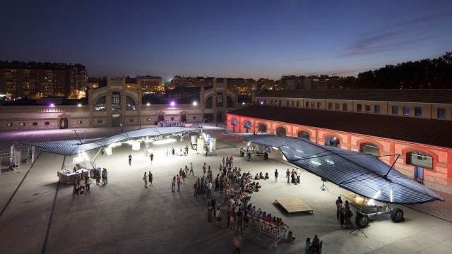 Matadero Madrid © Miguel de Guzman, courtesy of Madrid City Council
