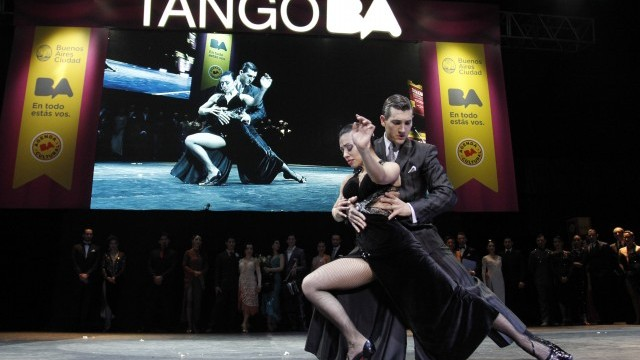 Tango Buenos Aires, Festival & Dance World Cup Photo © Nestor H. Barbitta; courtesy of City of Buenos Aires