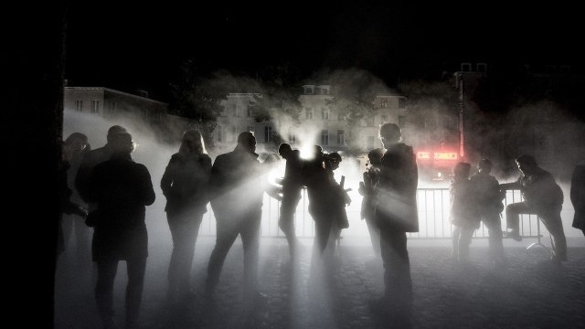 Nuit Blanche 2015 Photo © Benjamin Struelens. Courtesy of City of Brussels
