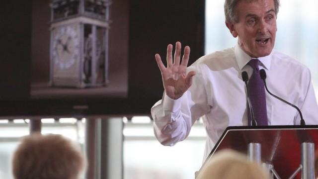 Neil MacGregor, Director, British Museum