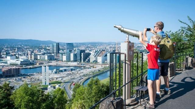 Image courtesy of Visit Oslo © Thomas Johannessen
