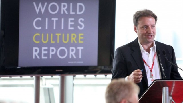 Paul Owens, Managing Director, BOP Consulting; Director, World Cities Culture Forum