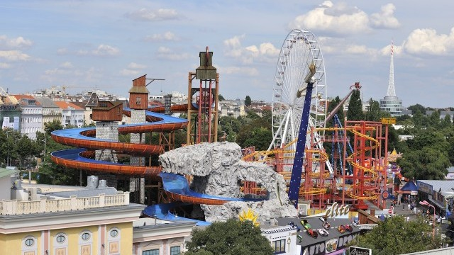 Prater. Courtesy of City of Vienna