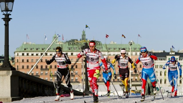 Royal Palace Sprint Photo © Henrik Trygg, Courtesy of City of Stockholm