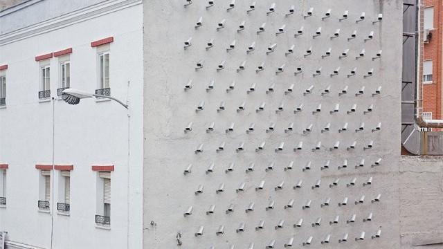 Spy for Paisaje Tetuán, 2013. Photo courtesy of Ayuntamiento de Madrid. Licenced under CC BY-SA 2.0