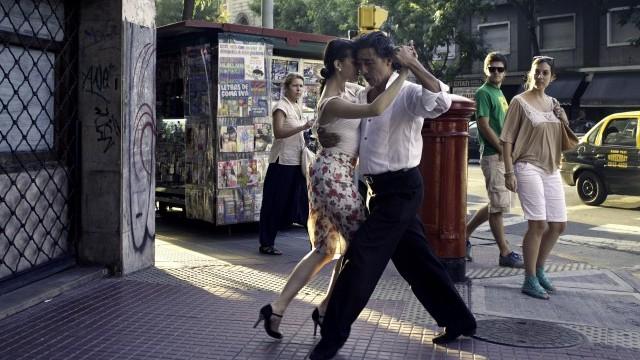 San Telmo Photo © Estudio Sissochouela; courtesy of City of Buenos Aires