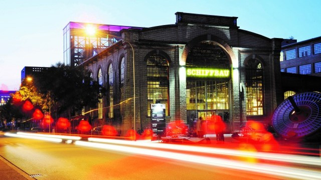 Schiffbau (Schauspielhaus) Photo © Toni Suter, courtesy of City of Zürich