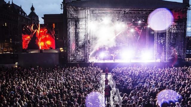 Stockholms Kulturfestival 2014 Photo © Gustav Adolfs, Courtesy of City of Stockholm