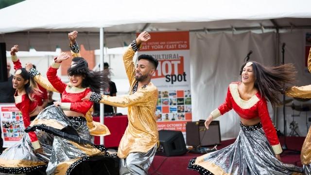 Cultural Hotspots programme Image courtesy of City of Toronto © Aeshin Yeo