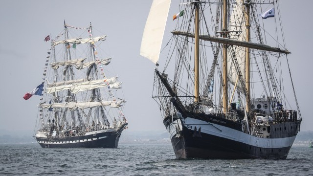 Tall Ships Regatta Courtesy of Dublin City Council