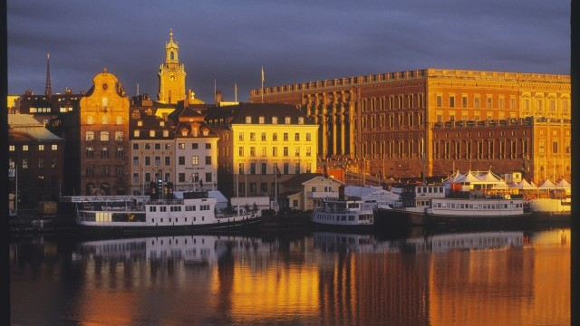 The Royal Castle Photo © Jeppe Wikström, Courtesy of City of Stockholm