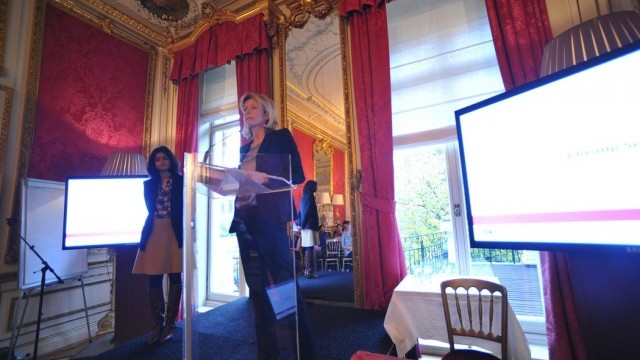 Munira Mirza, Deputy Mayor for Culture and Education, Mayor of London's Office; Kajsa Ollongren, Deputy Mayor for Arts & Culture and Economic Affairs, City of Amsterdam