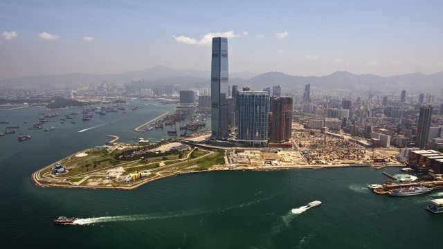 West Kowloon Cultural District Courtesy of WKCDA