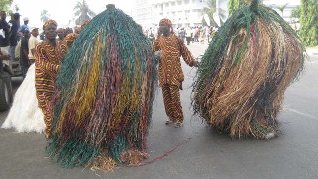 Zangbeto Courtesy of Lagos State Government