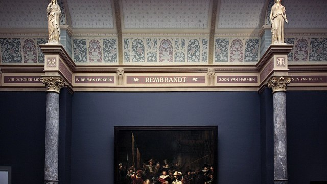 Rijksmuseum © Amsterdam Marketing, Courtesy of City of Amsterdam