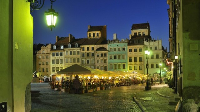 Warsaw Old Town Photo © Zbigniew. Courtesy of City of Warsaw