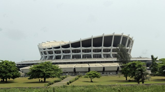National Arts Theatre  Courtesy of Lagos State Government