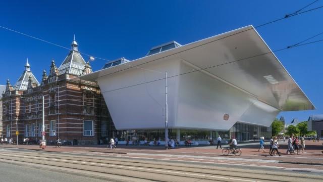 Stedelijk Museum Amsterdam © John Lewis Marshall, courtesy of Stedelijk Museum Amsterdam