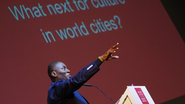 World Cities Culture Forum hosts its first public session