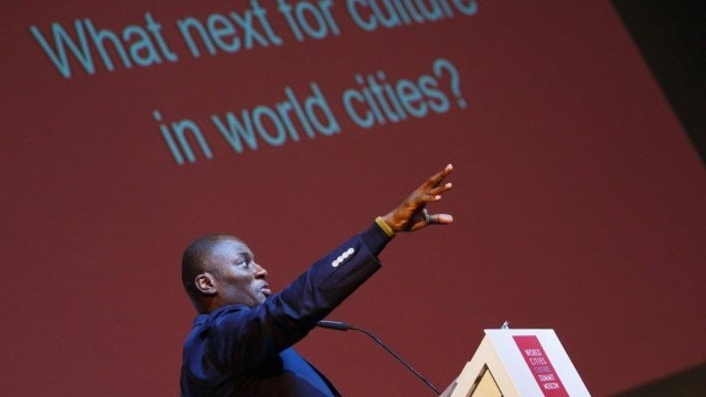 World Cities Culture Summit Moscow 2016