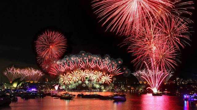 New Year's Eve Courtesy of City of Sydney