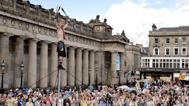 Edinburgh Performing Arts Development (EPAD)