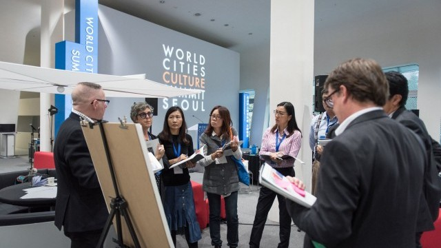The Seoul World Cities Culture Summit