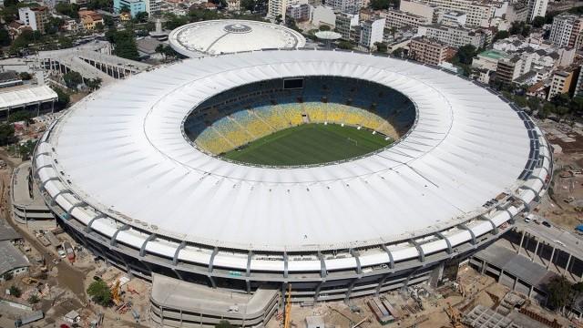 Maracana Stadium Courtesy of SMC