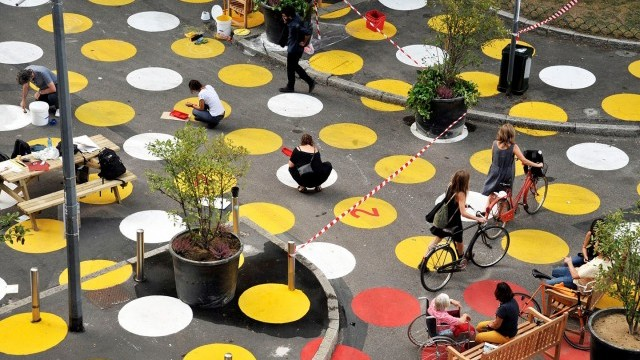 Culture and the public realm