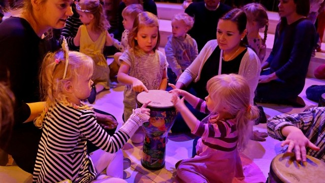 Helsinki Philharmonic Orchestra's Godchildren