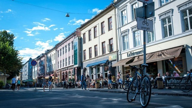 Bilfritt byliv – Car Free City Life